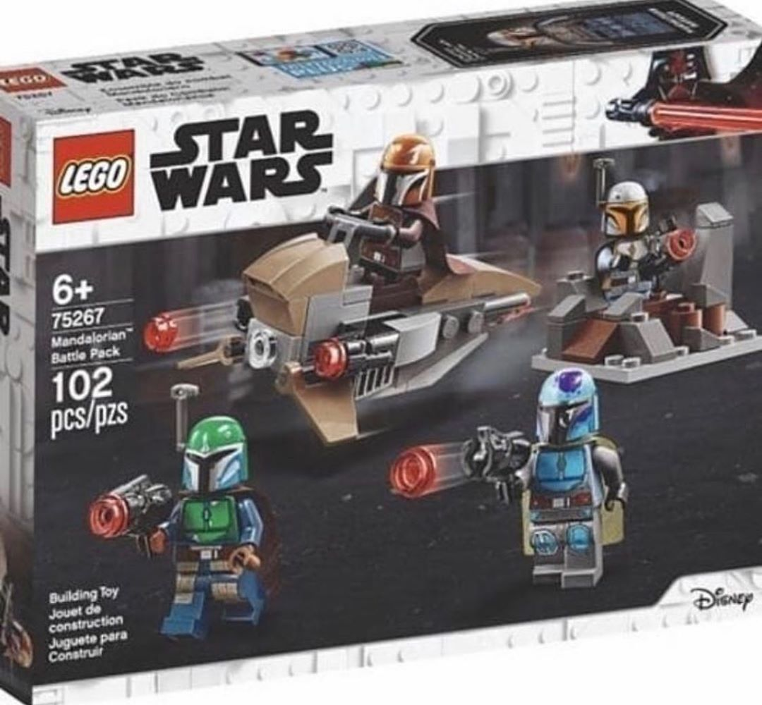 Leaked Lego Star Wars The Mandalorian Set And More For 2020 Geek Culture