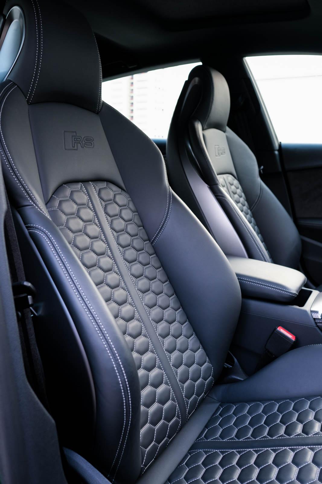 Geek Review Audi Rs 5 Sportback