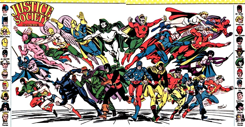 Dwayne Jonson Confirms Arrival of Justice Society of America in 'Black Adam'