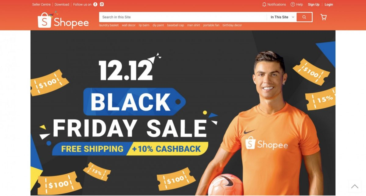 Shopee Celebrates Its 4th Birthday An Epic 12 12 Sale Geek Culture