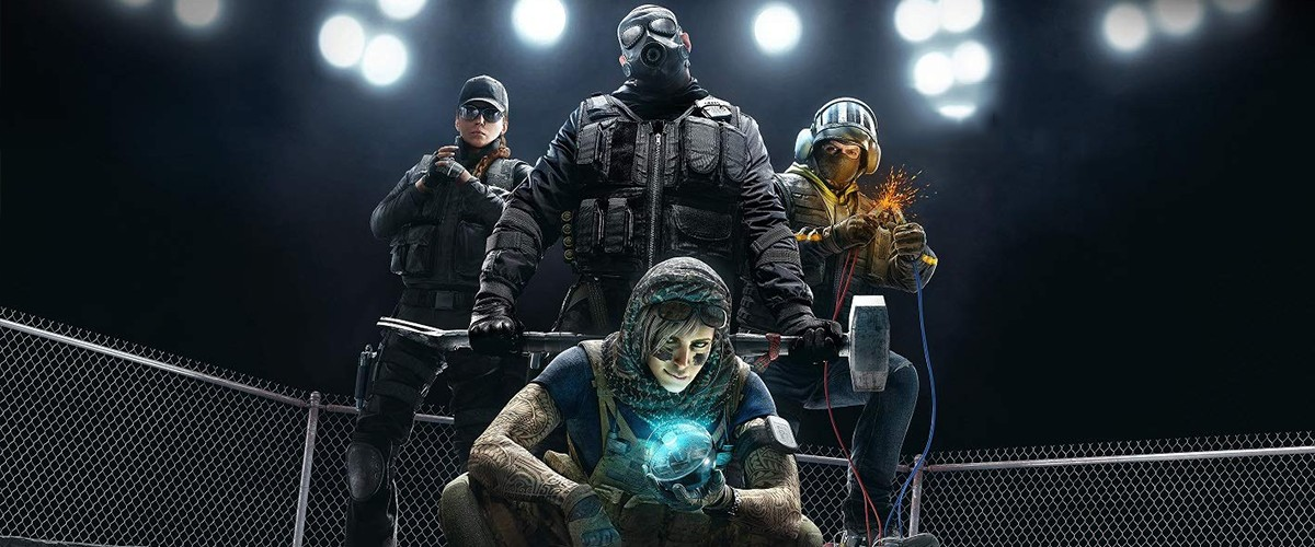 Geek Interview: Ubisoft's Francois-Xavier Sets His Sights On Bringing The Future Of Rainbow Six Siege To Asia - Geek Culture