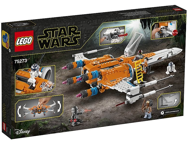 9 New Lego Star Wars The Rise Of Skywalker Sets Have Just Been Announced Geek Culture