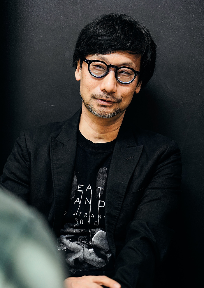 Death Stranding: Connecting The Dots with Hideo Kojima in Singapore - The man himself