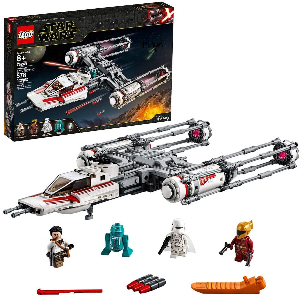 Amazon Singapore Has 25 Off Plenty Of Lego Star Wars Sets For Cyber Monday 2019 Geek Culture