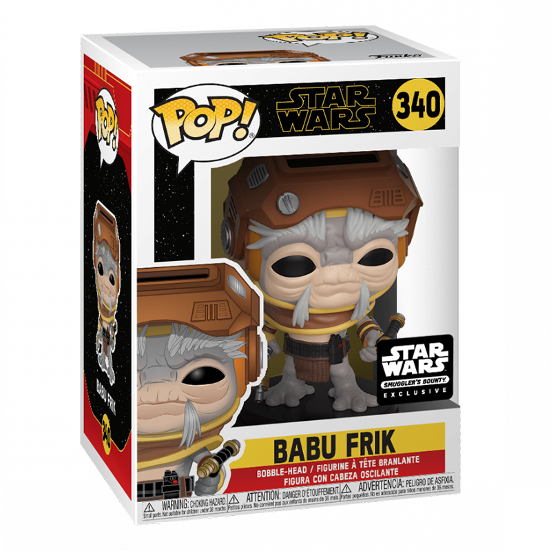 Exclusive Babu Frik C 3po Revealed For December S Funko Star Wars Smuggler S Bounty Box Geek Culture