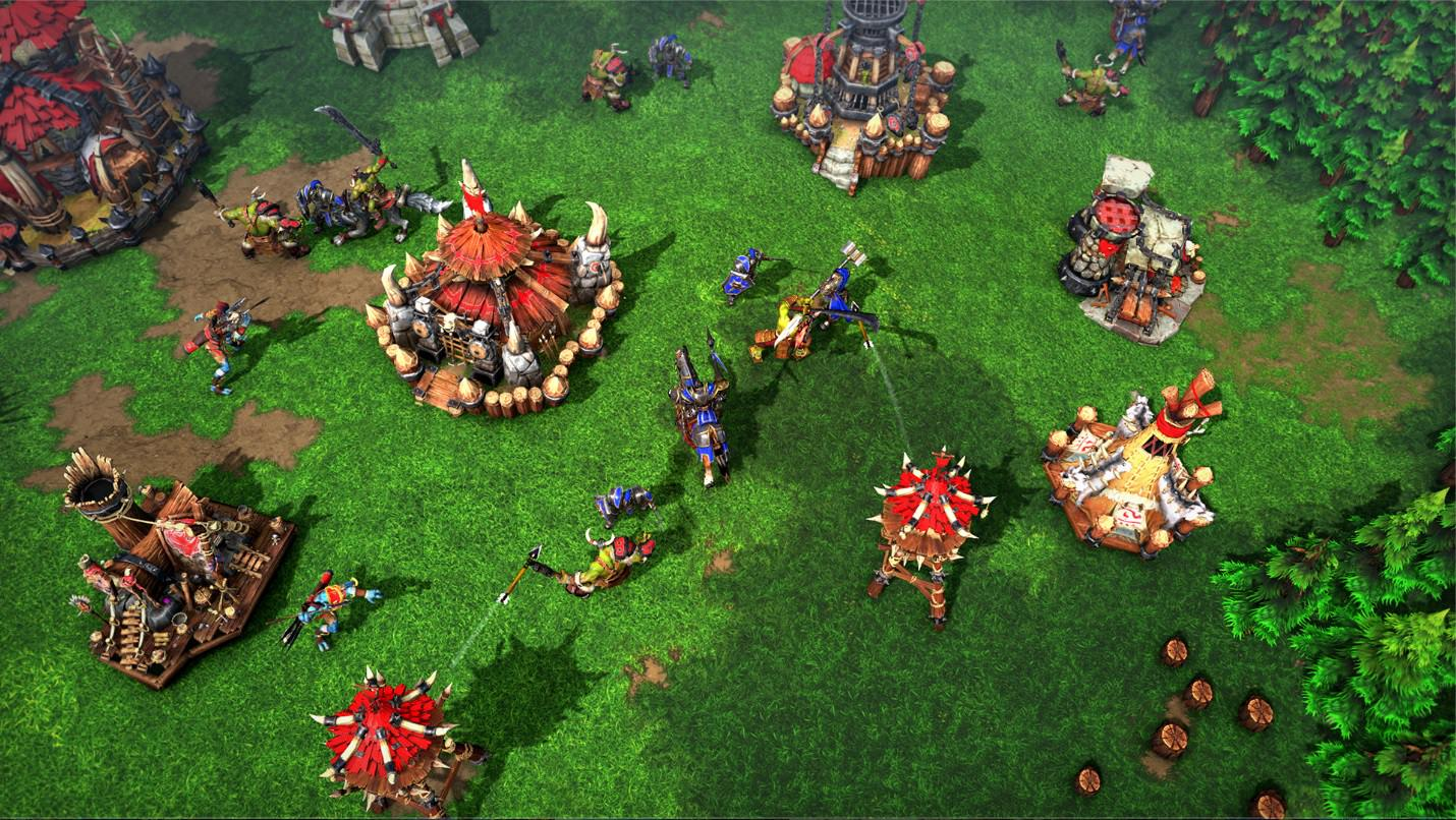 Warcraft 3 release