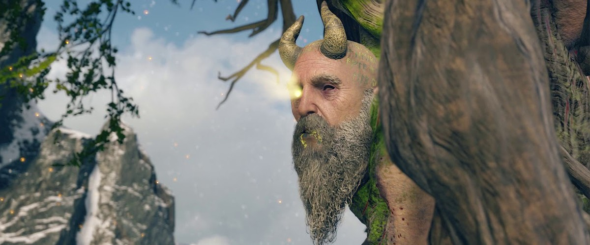 God Of War Fan Creates Masterpiece With Animatronic Mimir