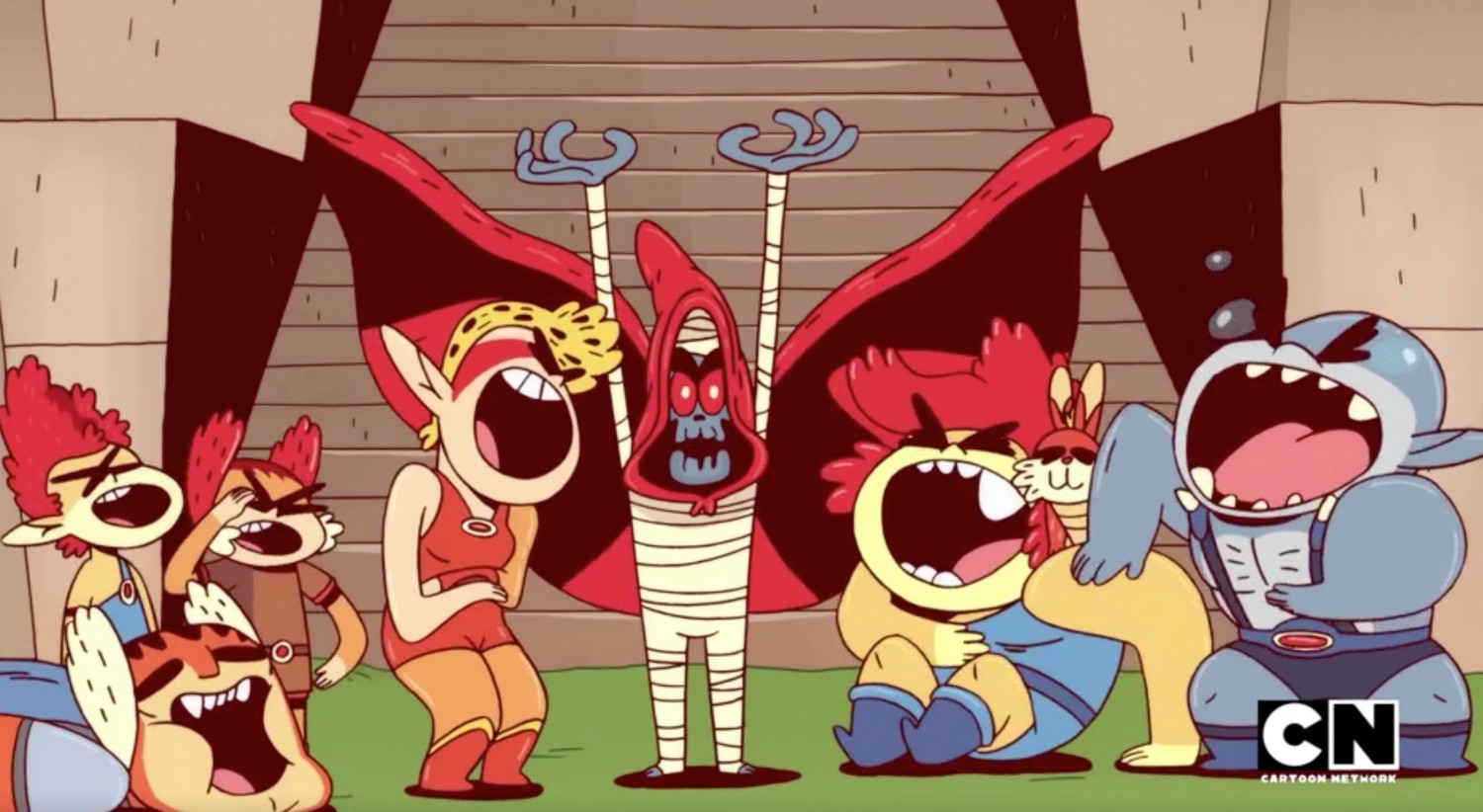 The First Episodes Of Thundercats Roar Have Been Released And It S A Big No Geek Culture