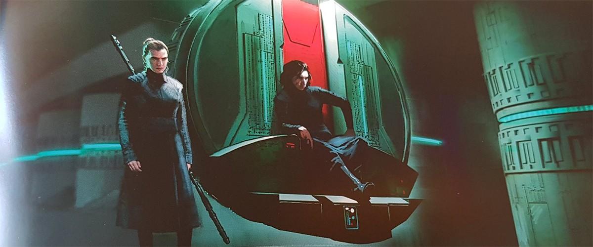Leaked Star Wars The Rise Of Skywalker Concept Art Reveals More Of Trevorrow S Alternate Script Geek Culture