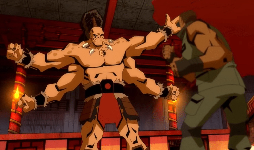 Rated R Animated Film Mortal Kombat Legends Scorpion S Revenge