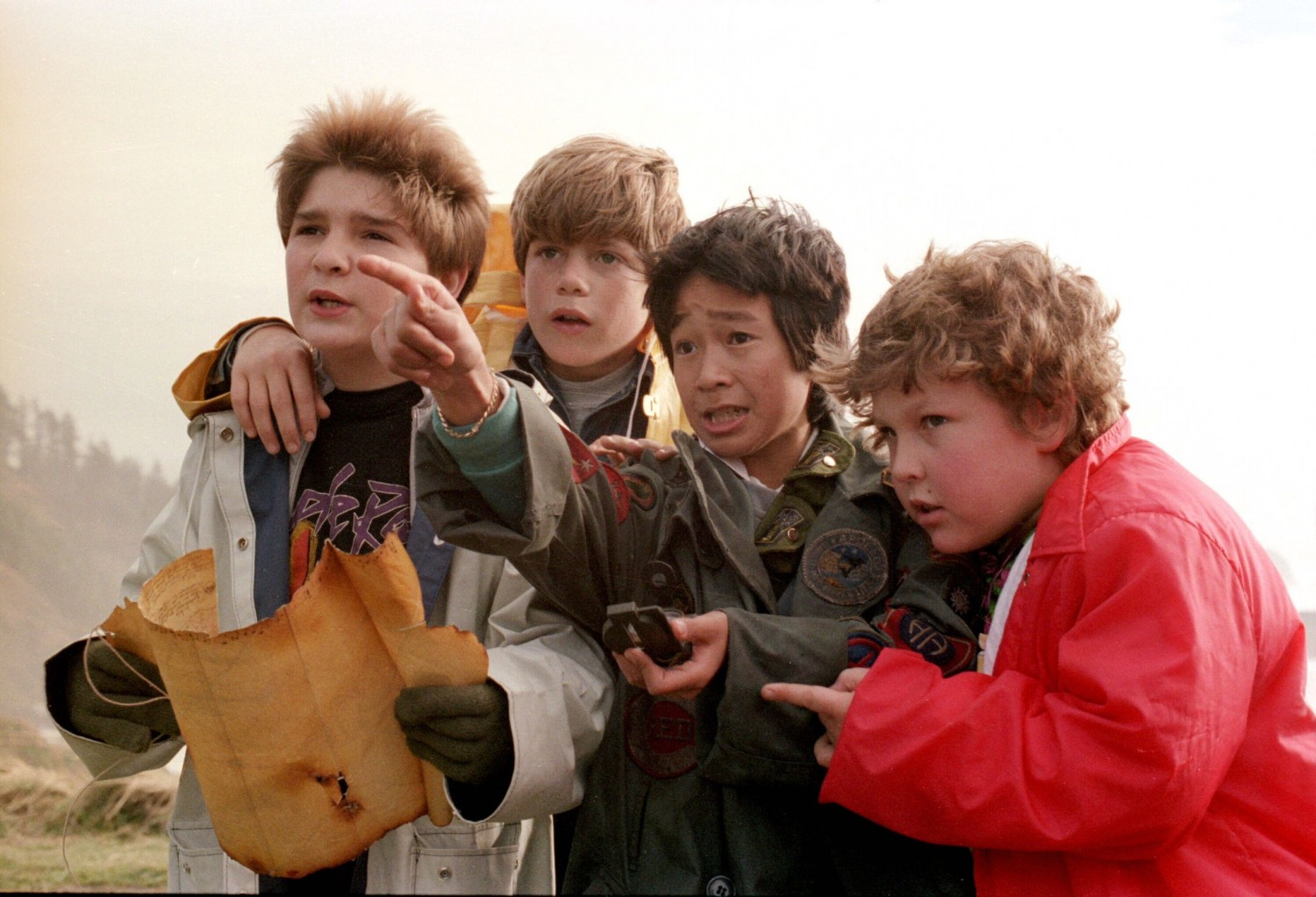 THE GOONIES Are Coming to TV, in a Very Unexpected Way
