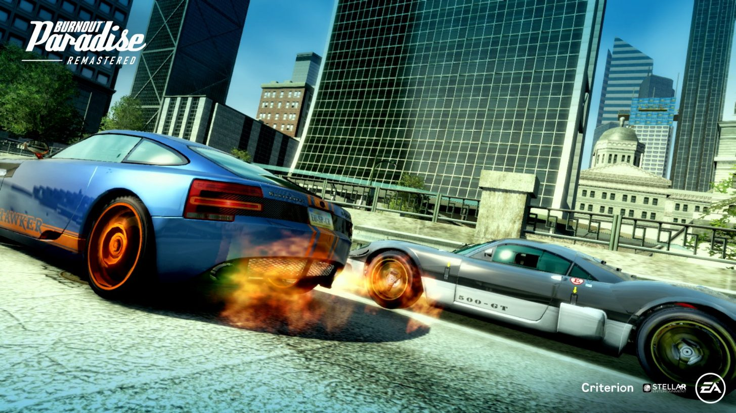 Burnout Paradise Remastered arrives on Nintendo Switch later this year