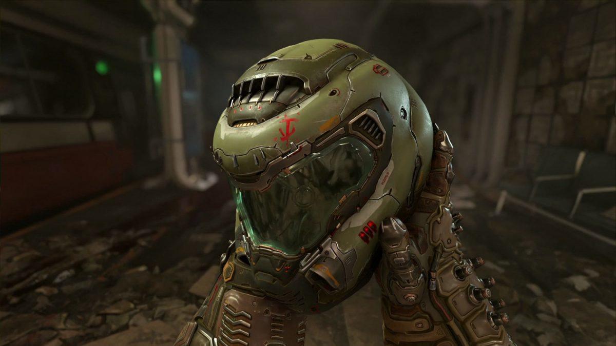 Geek Review: DOOM Eternal - The iconic helmet