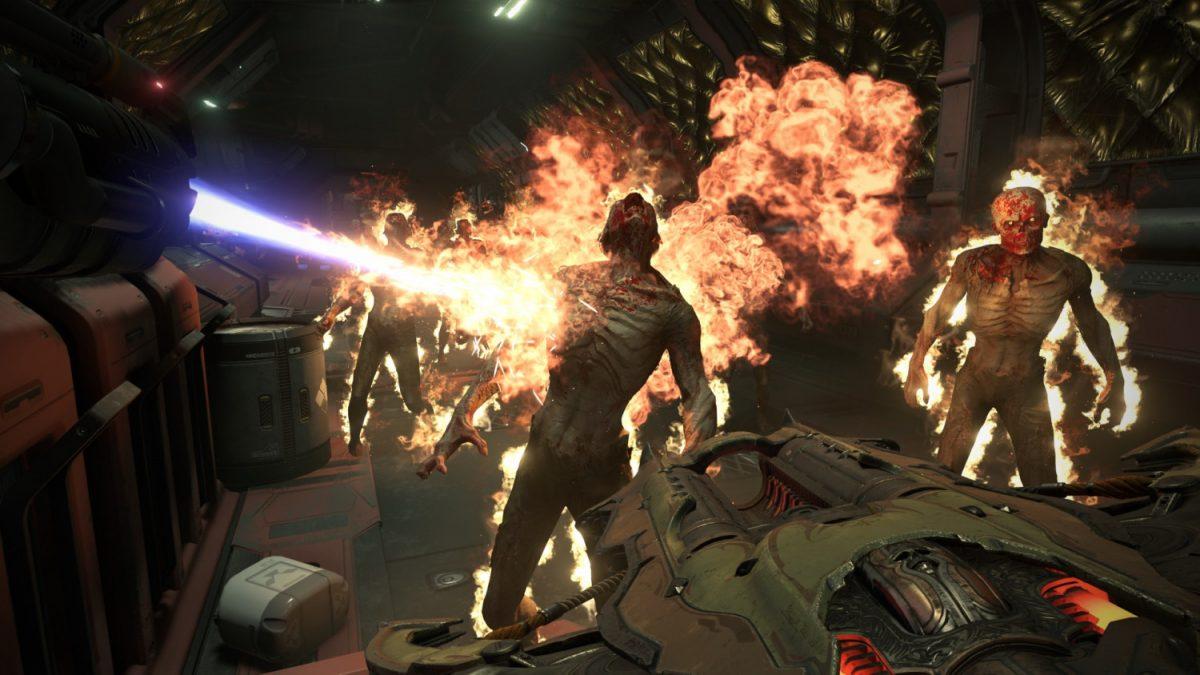 Geek Review: DOOM Eternal - Flame Belch