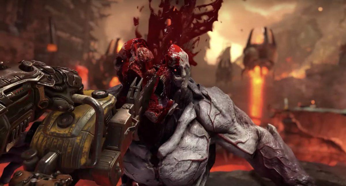 Geek Review: DOOM Eternal - A goretastic kill