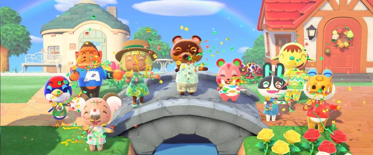 Animal Crossing: New Horizons Update Brings Gardening, Art ...