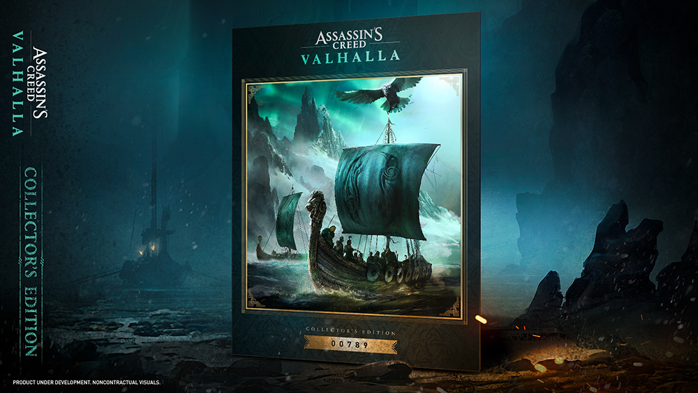 Assassin S Creed Valhalla Limited And Collector S Edition Details Revealed Geek Culture