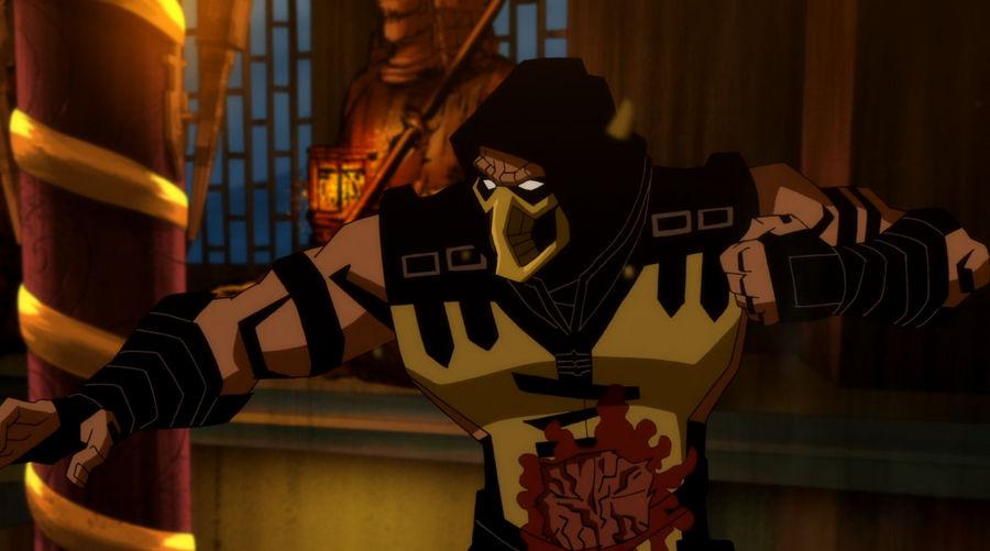 Geek Review Mortal Kombat Legends Scorpion S Revenge Geek Culture