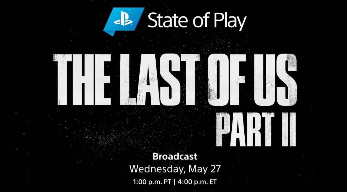 The Last of Us Part II State of Play presentation
