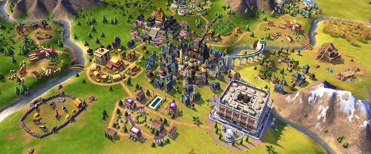 Epic Games Store Releases Civilization VI As Latest Free Mystery Game |  Geek Culture