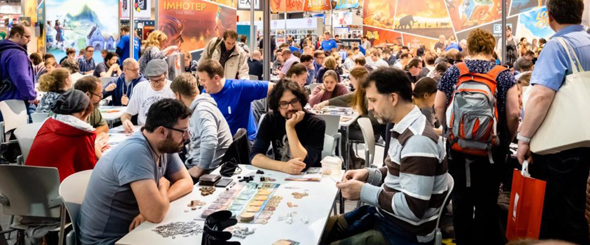 Spiele Messe Essen 2021