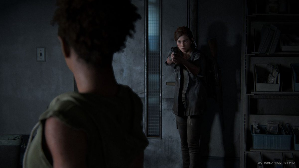 The Last of Us Part II - Finding Nora