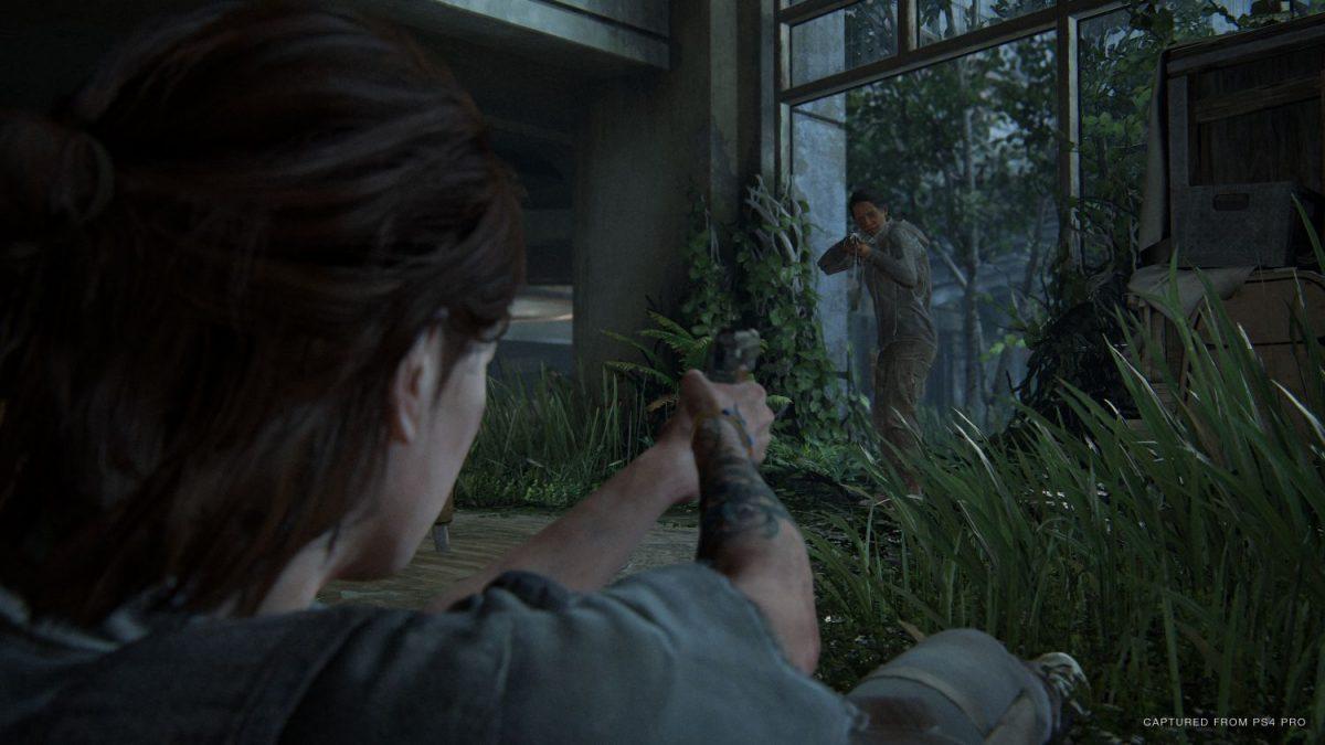 The Last of Us Part II - Prone Combat