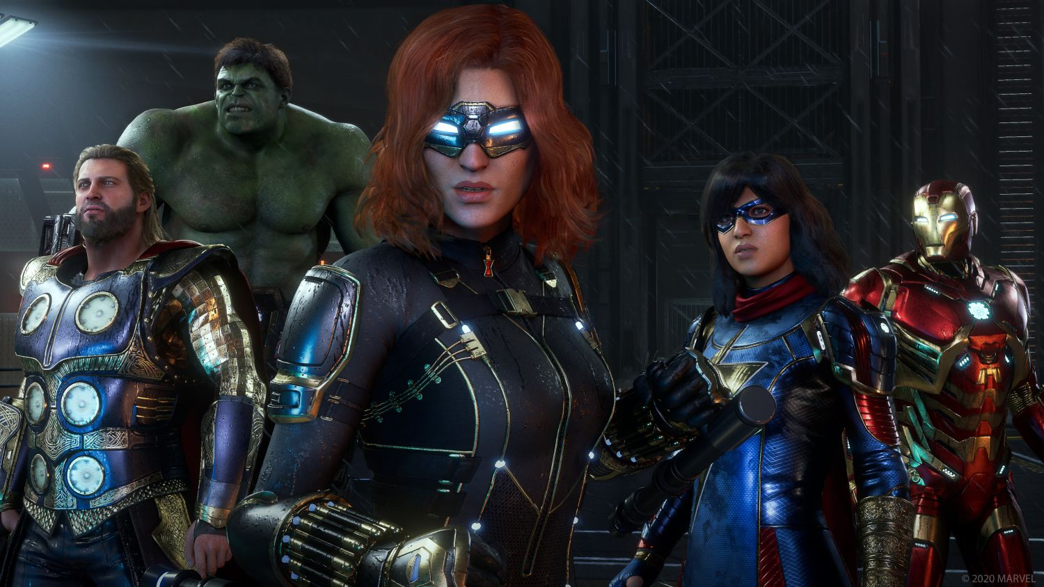 More PlayStation Exclusive Content Announced for Marvel's Avengers
