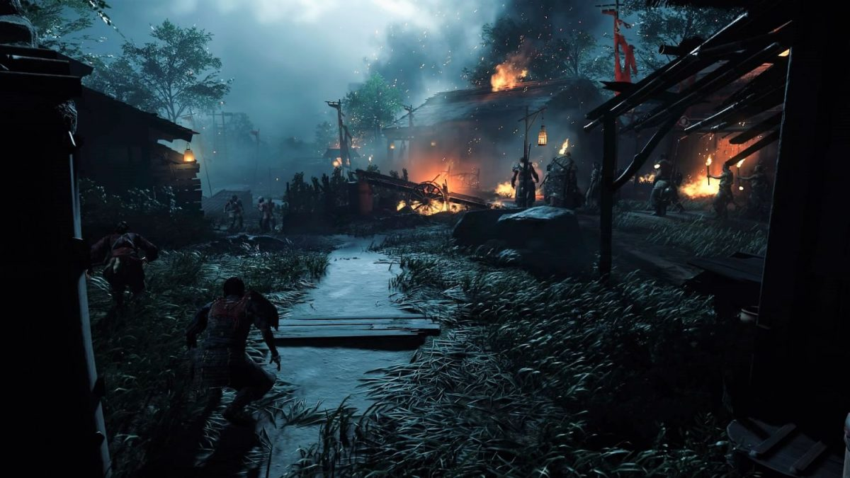 Ghost of Tsushima - Stealth