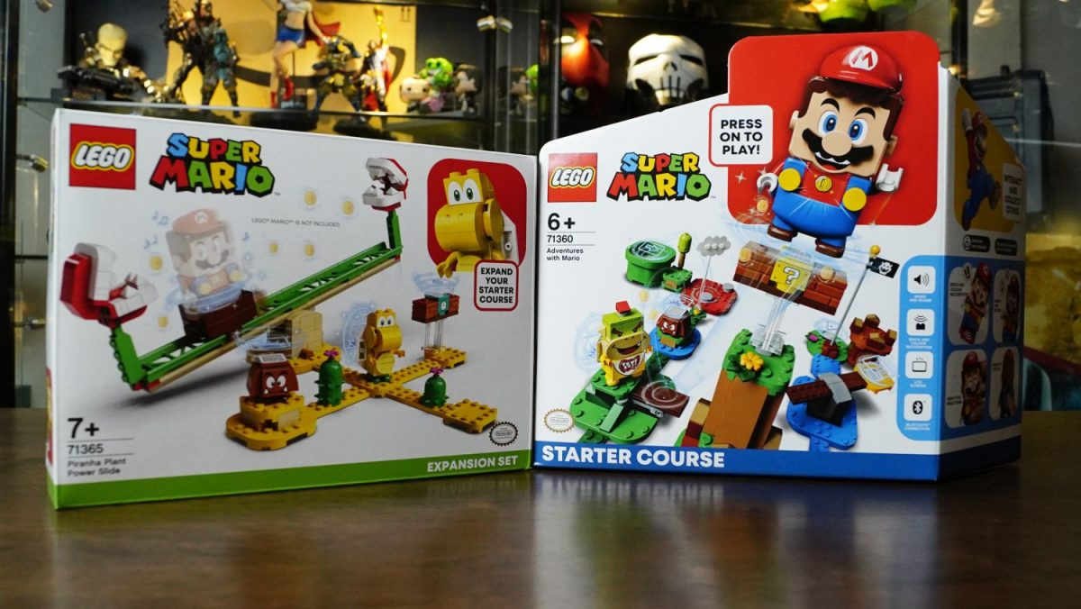 Le tout nouveau monde de LEGO Super Mario, expliqué