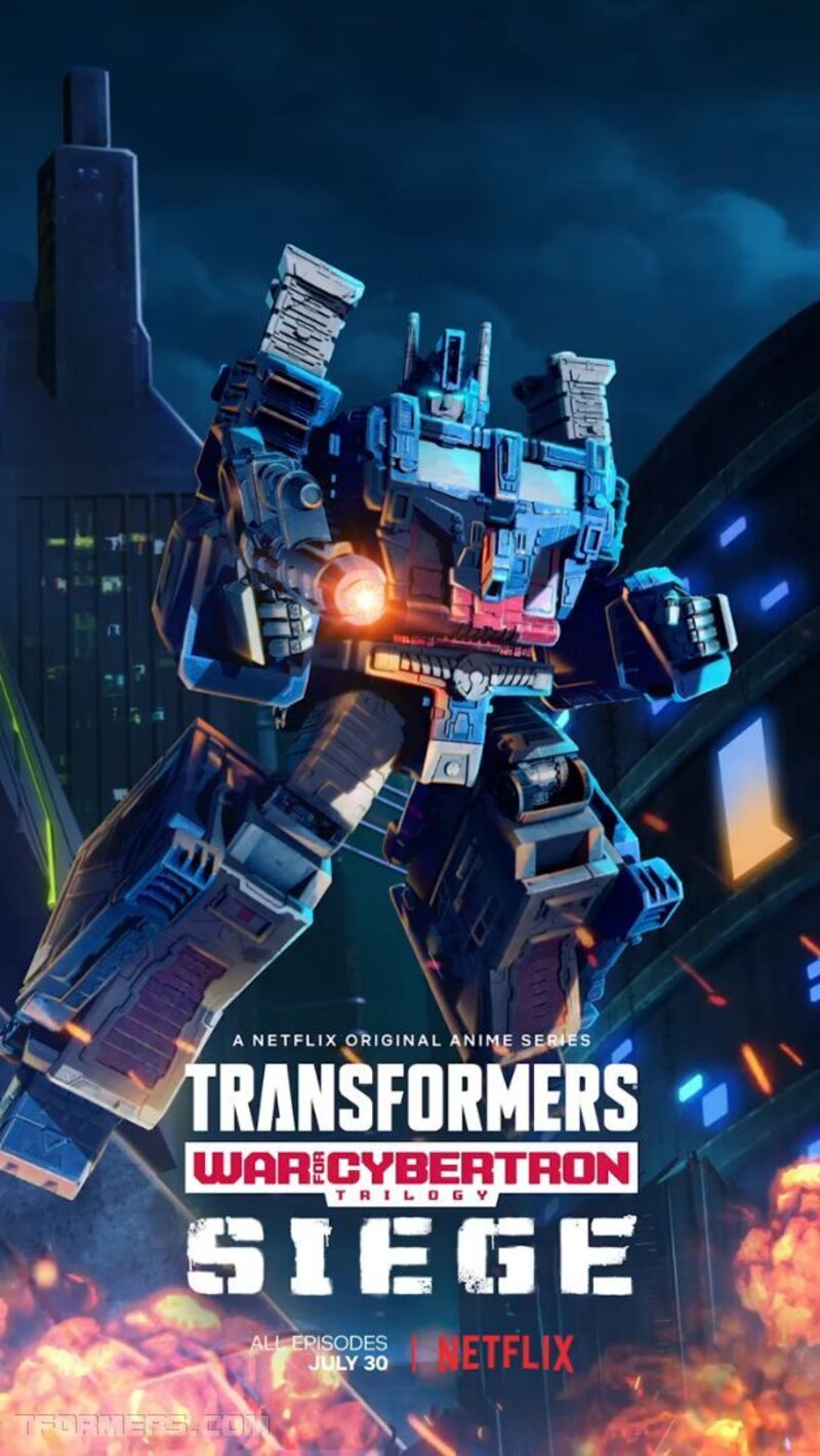 New Transformers War For Cybertron Animated Posters Shows Jetfire In His Decepticon Days Geek Culture
