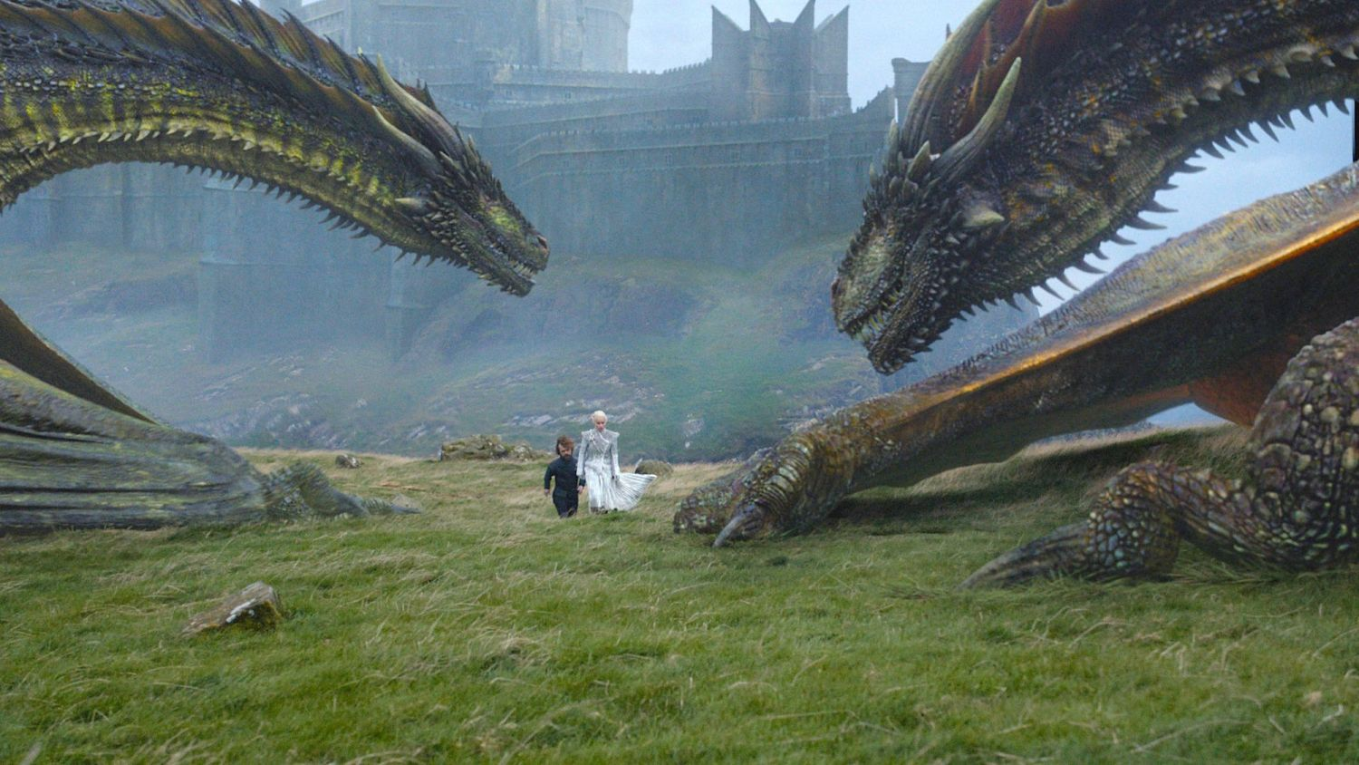 The first 'Game of Thrones' prequel series leaks are here