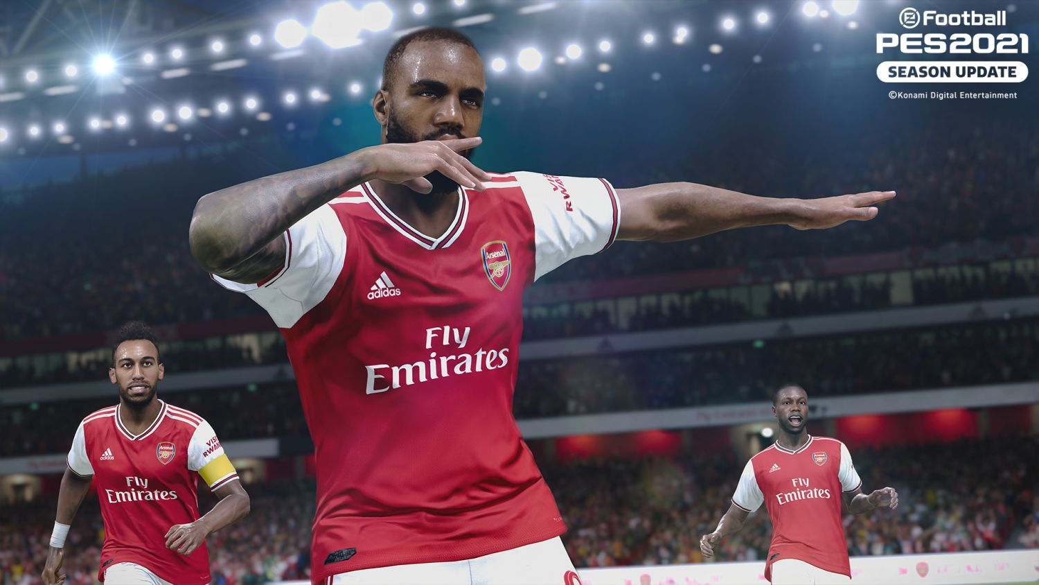 Konami Confirms PES 2021 Will Be a PES 2020 'Season Update'