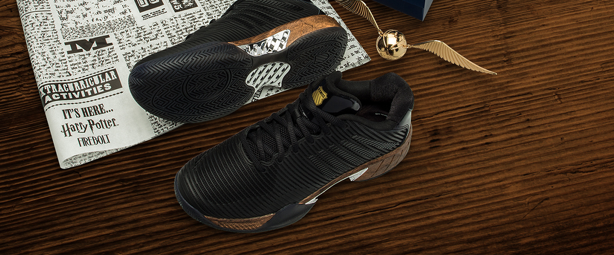 These Harry Potter x K-Swiss Sneakers