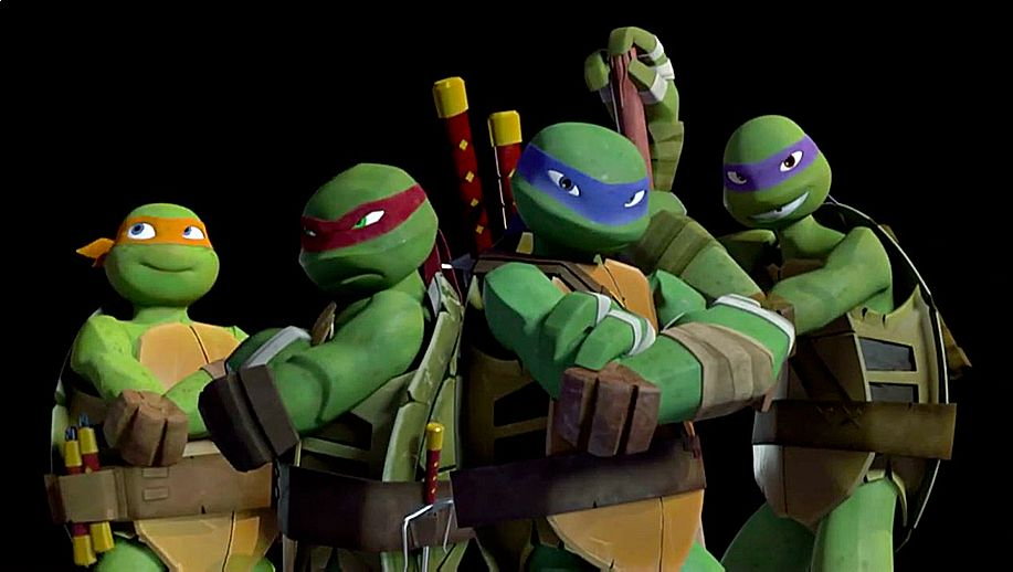 New Animated Teenage Mutant Ninja Turtles Movie on the Way /Film