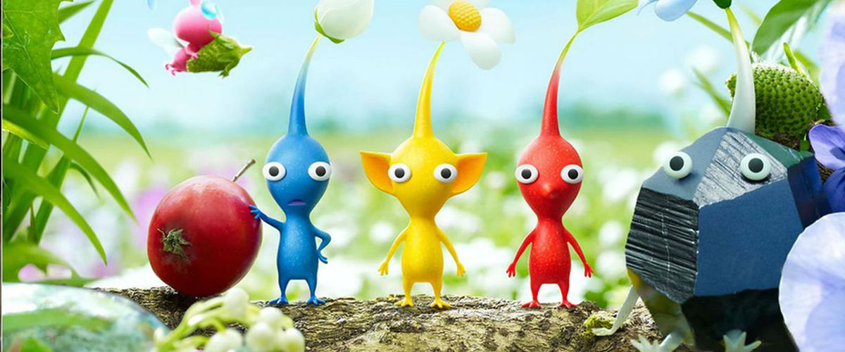 Pikmin 3 Deluxe For The Nintendo Switch Offers Additional Content