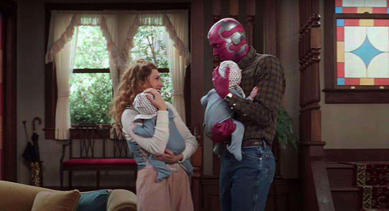 Marvel's WandaVision Trailer Teases A Broken TV World ...