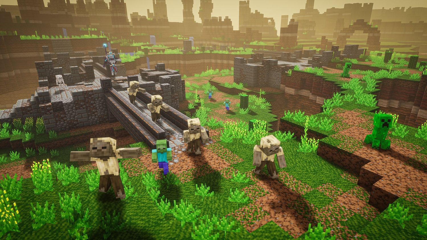 Minecraft gets PSVR support in free update this month