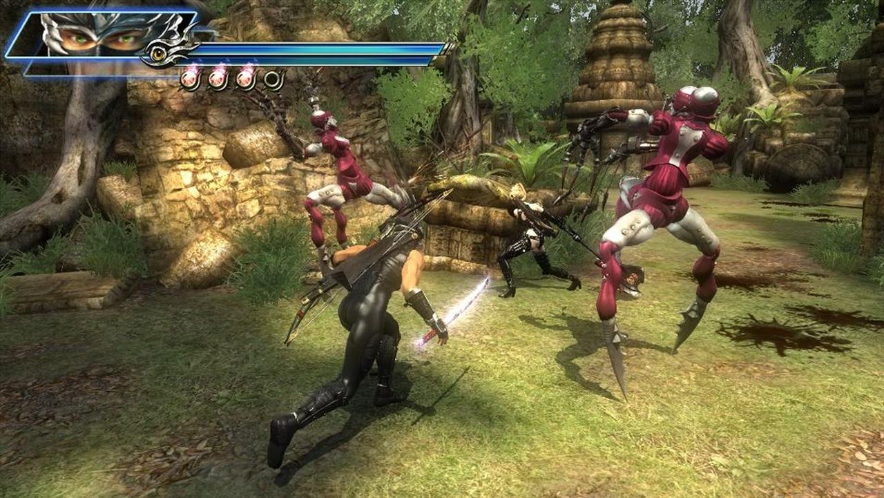 ninja gaiden playstation 4
