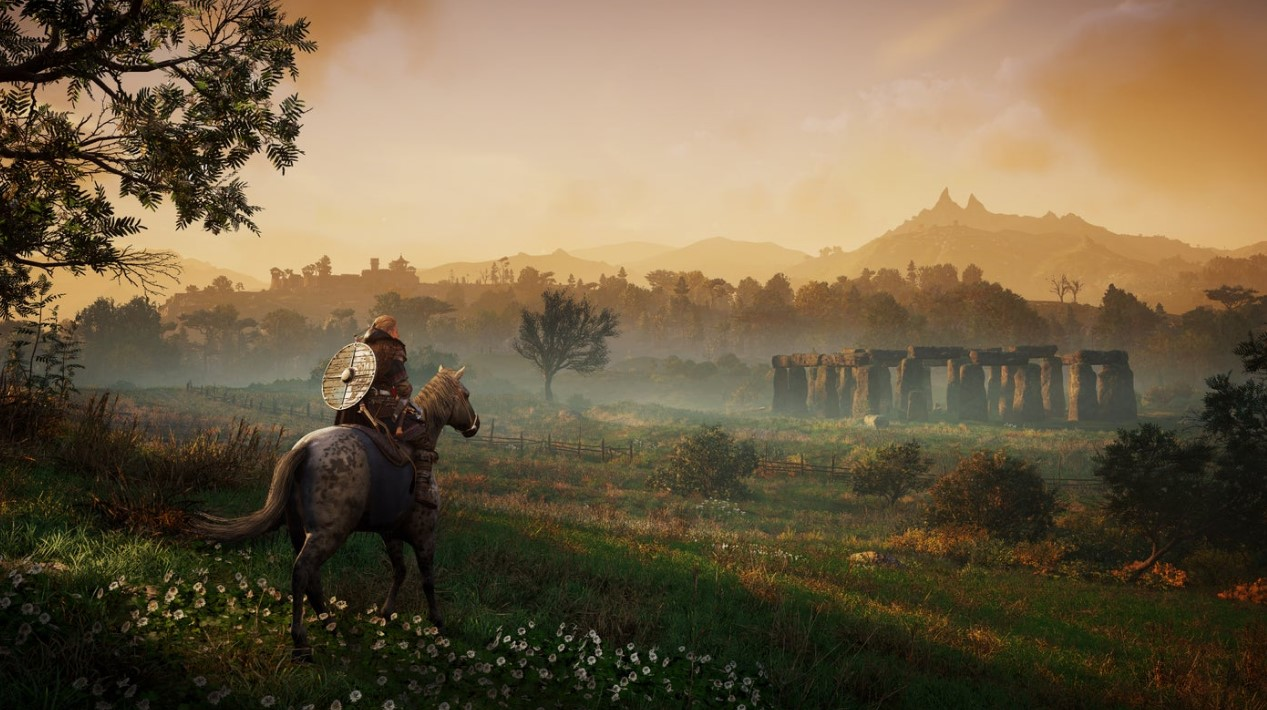 Assassin's Creed Valhalla default setting has players controlling male & female Eivor