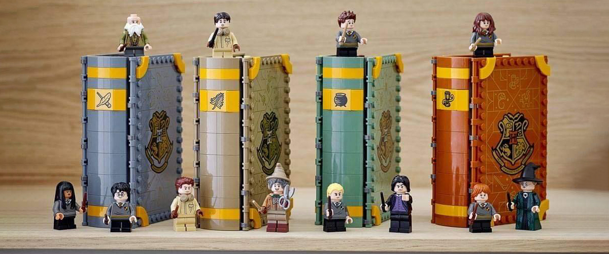 Attend Lessons At Hogwarts With New LEGO Harry Potter Hogwarts Moment Class  Sets | Geek Culture