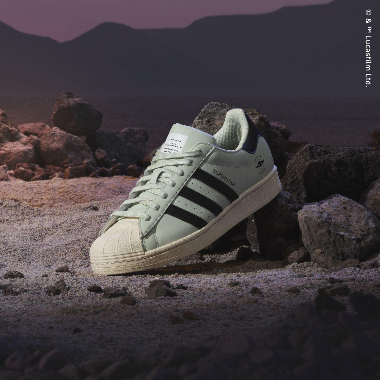 Adidas' The Mandalorian Sneaker