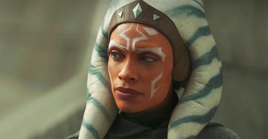 THE MANDALORIAN Actress Rosario Dawson Opens Up About Recent Transphobia Allegations