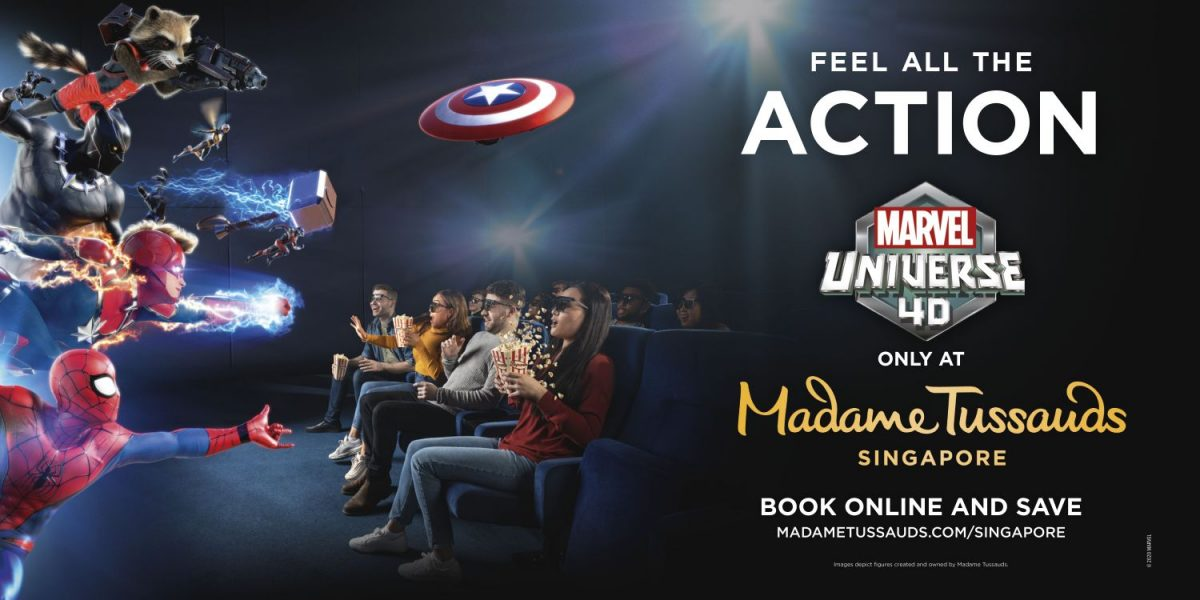 Marvel Universe 4D