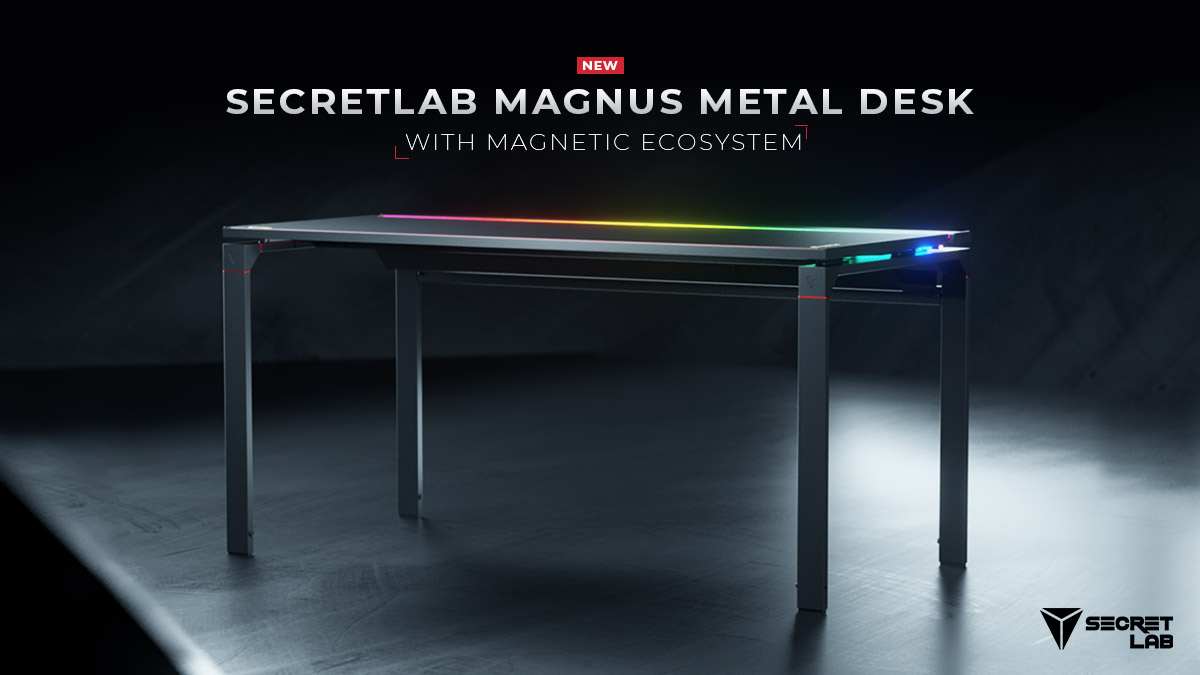 secretlab magnus