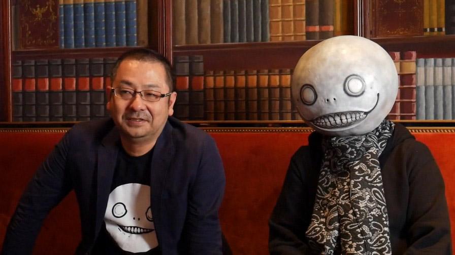 Yosuke Saito & Yoko Taro