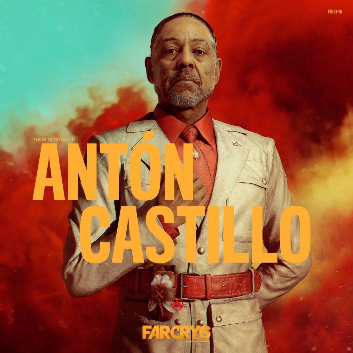 Far Cry 6 - Dictator  Antón Castillo