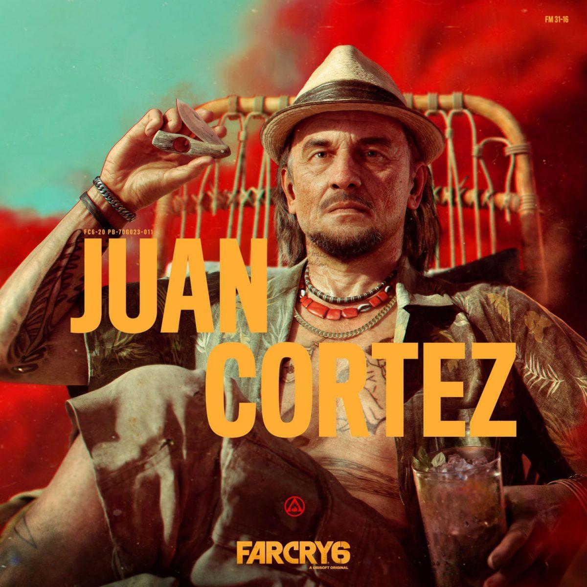 Far Cry 6 - Juan Cortez