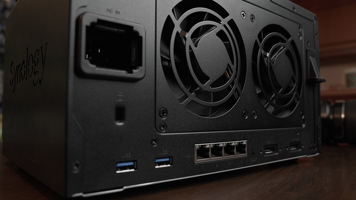 Synology DiskStation DS1621 plus 6