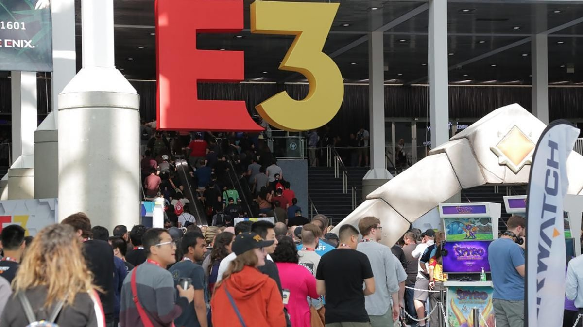E3 2021 - Physical shows are a thing of the past for now